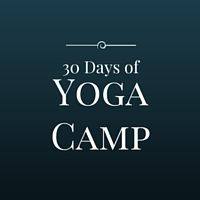 30 Days of Yoga Camp with Adriene - Reclusive Fox